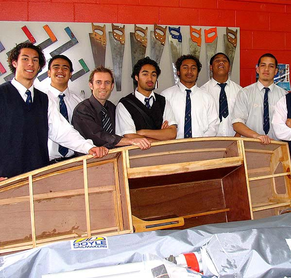 Auckland SDA High School builders
